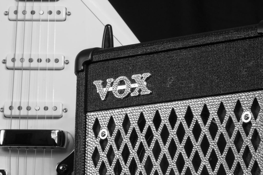 Custom logo for VOX Amps