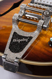 Brilliant Bigsby® B7 Tremolo tailpiece
