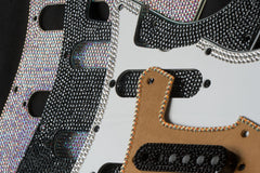 Allover Crystal Pickguard for Strat®