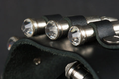 Diamond Bullets Guitar Strap