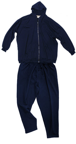 Tracksuit Basic navy blue