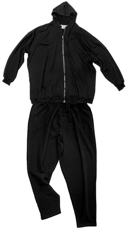 Tracksuit Basic black