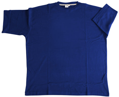 Basic T-shirt royal blue