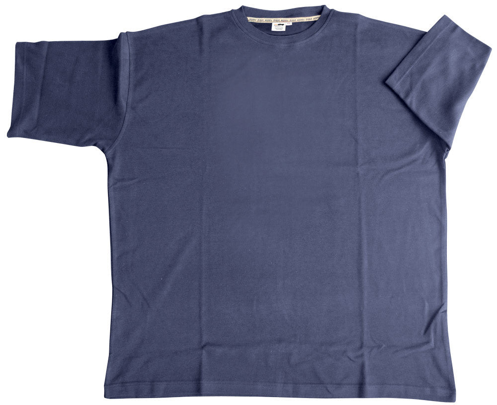 Basic T-Shirt steel grey