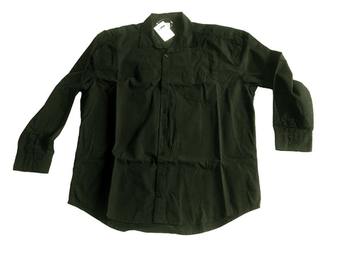 Long Sleeve Shirt military green