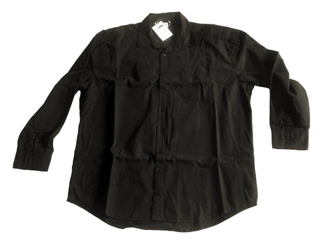 Long sleeve shirt black