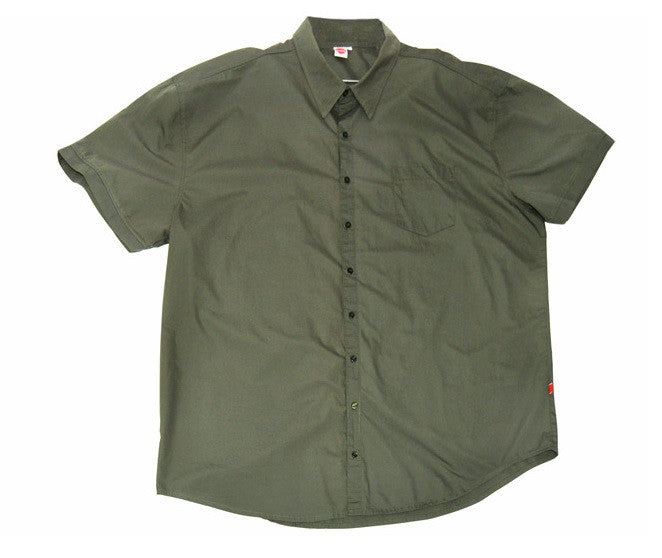 Honeymoon Short Sleeve Shirt militarygreen