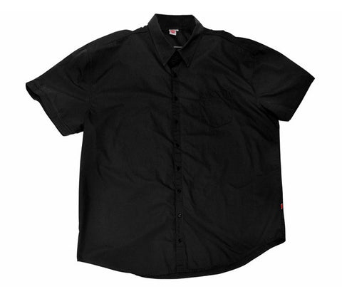 Honeymoon Short Sleeve Shirt black