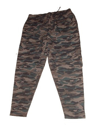 Jogging pants Camouflage