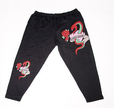 Jogging pants Viper Red