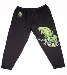 Jogging pants Viper green