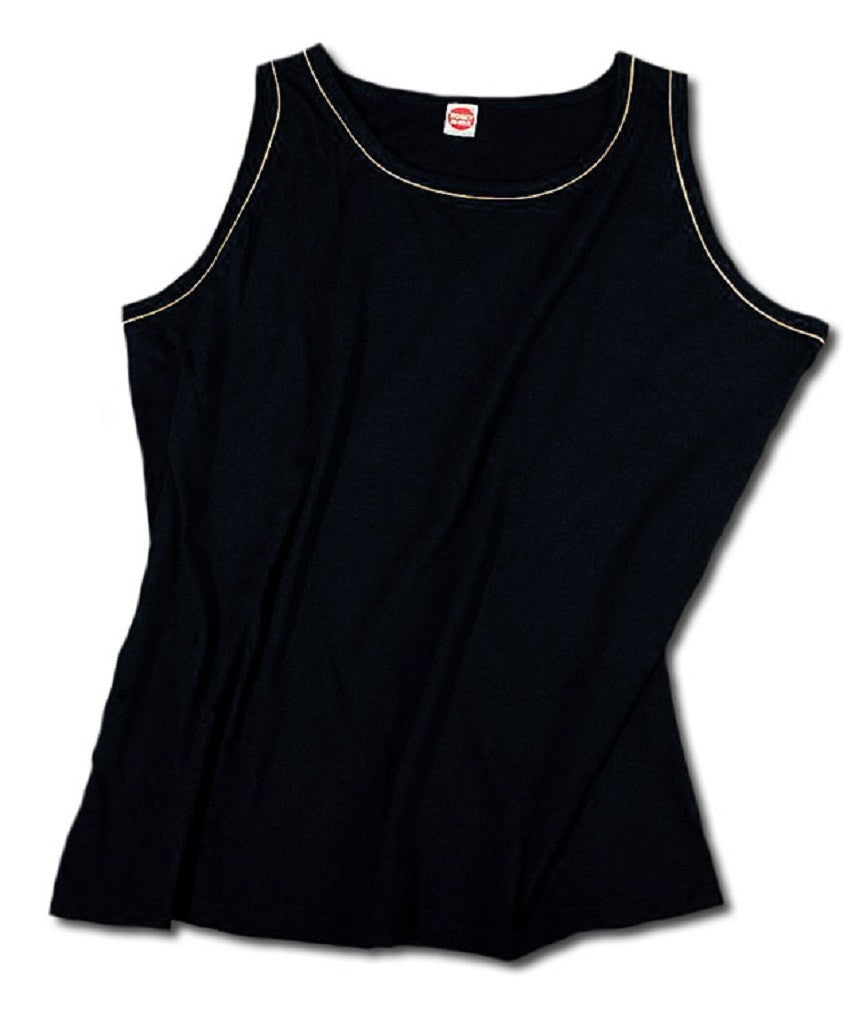Basic Tank Top black