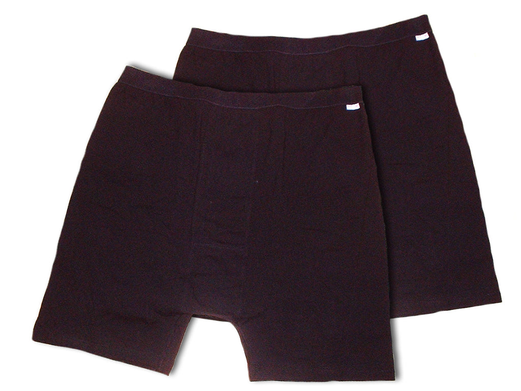 Twin Pack Boxer Pants black