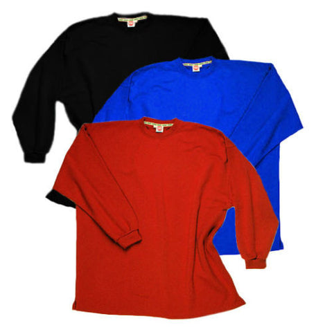 Basic Sweatshirt crew neck in a Multipack without waistband
