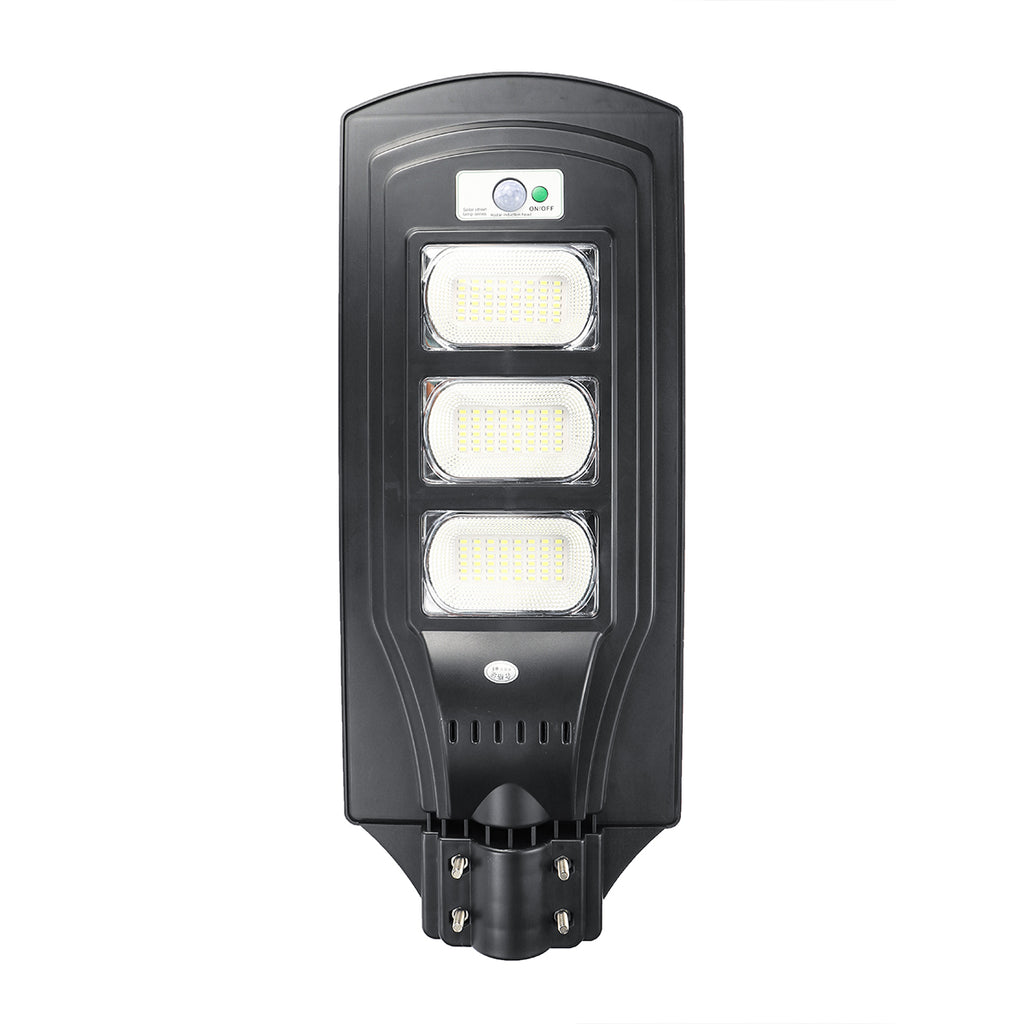 120W LED Solar Street Light With Motion-Detection And Remote
