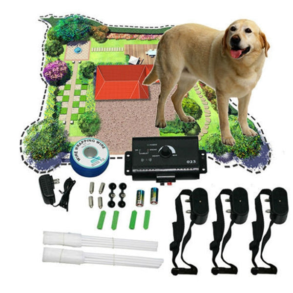 Electronic Pet  Fencing Training Device