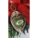 Ornament, football Packers, Green Bay