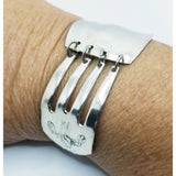 Fork and spoon bracelet