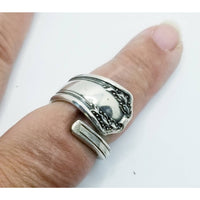 Wrap spoon ring