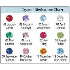 Additional Birthstone charm (Not to be sold seperately)