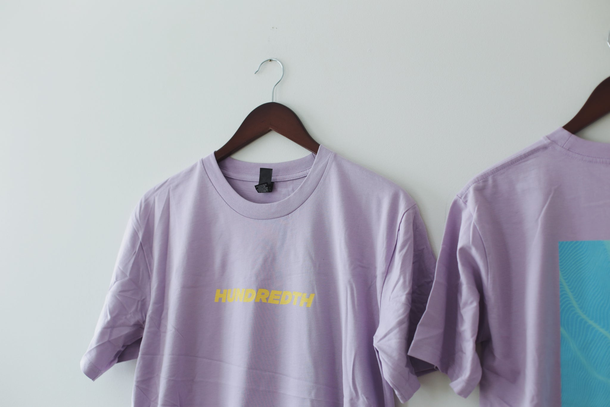 THE LAVENDER TEE