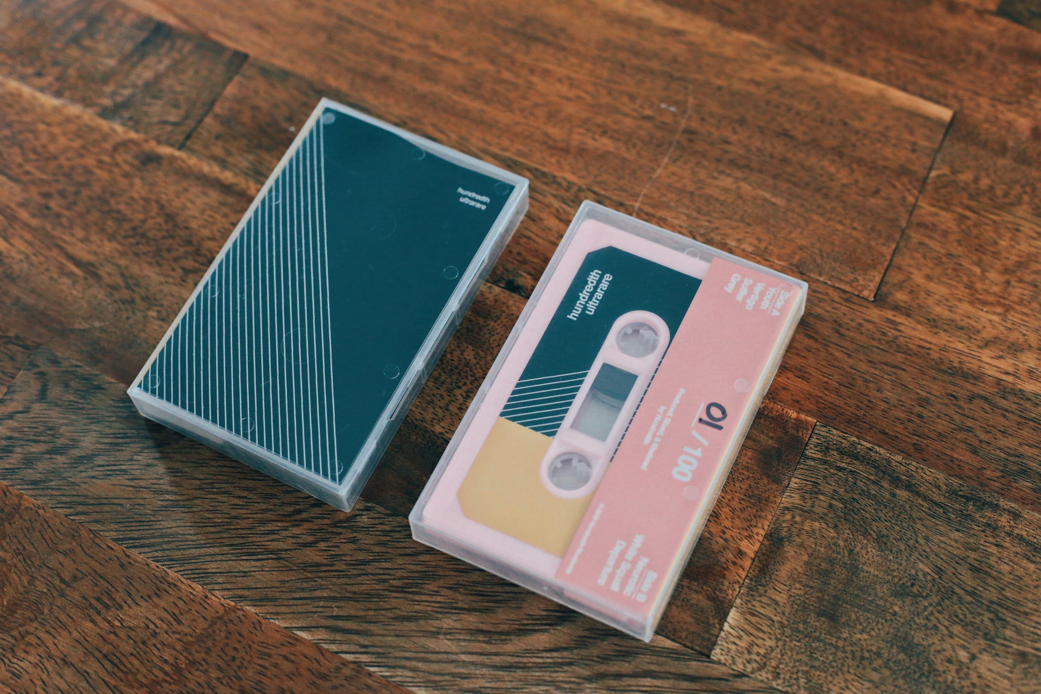THE 'ULTRARARE' CASSETTE TAPE