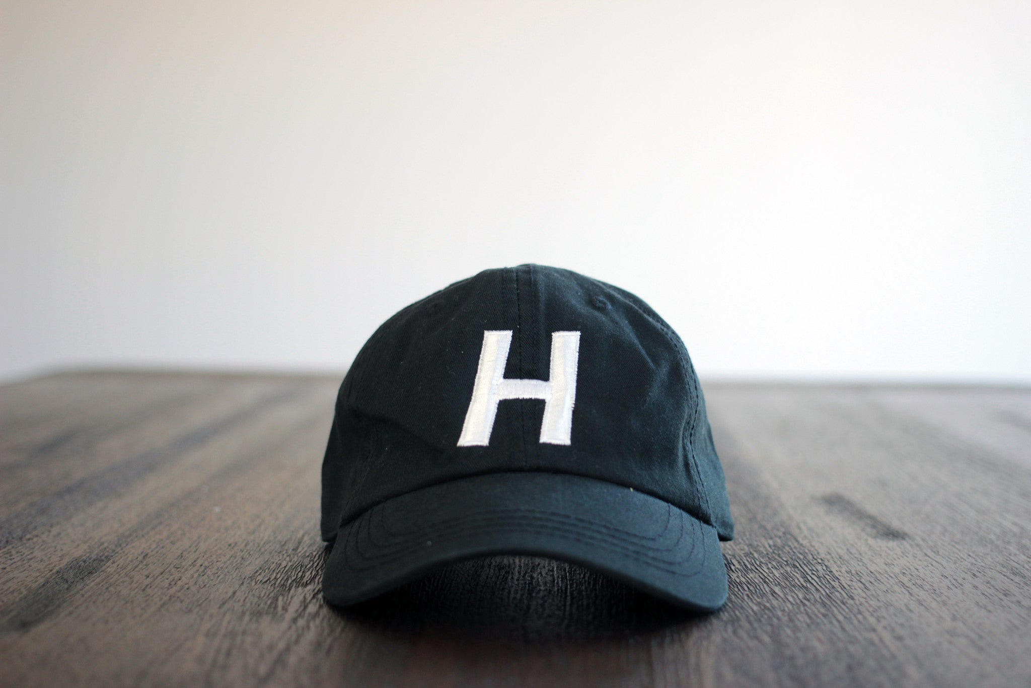 "THE O.G. UNSTRUCTURED ""H"" HAT"