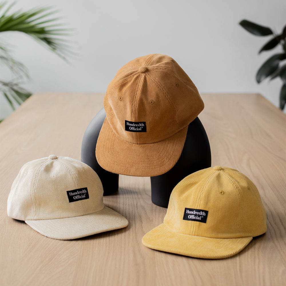 THE CORDUROY 6-PANEL