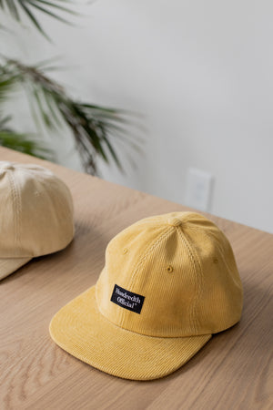 Load image into Gallery viewer, THE CORDUROY 6-PANEL