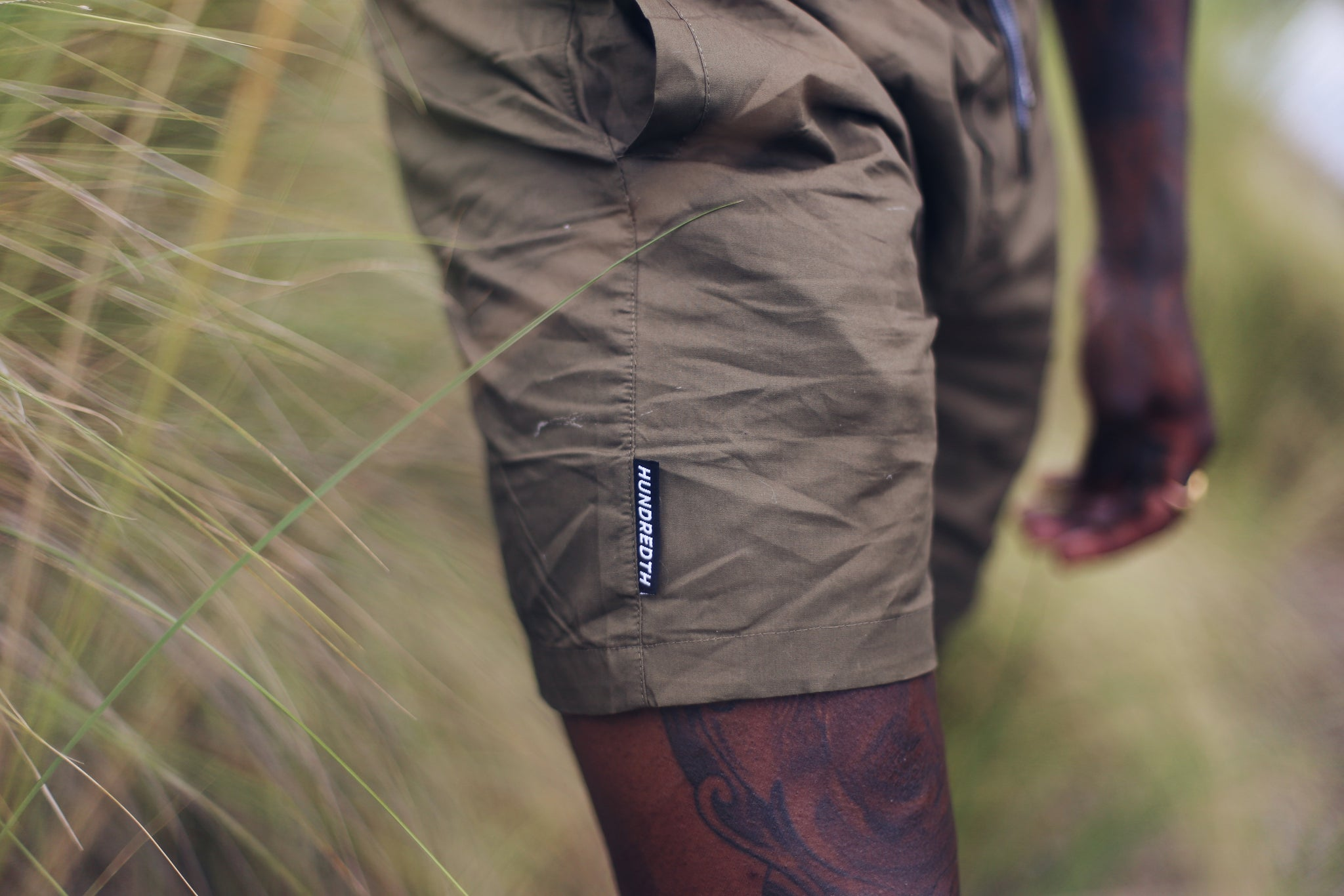 THE BEACH SHORTS (ARMY)