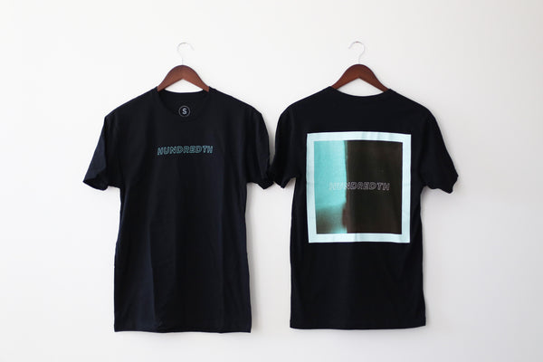 THE LIGHT LEAK TEE (BLACK)