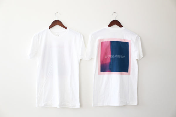 THE LIGHT LEAK TEE (WHITE)