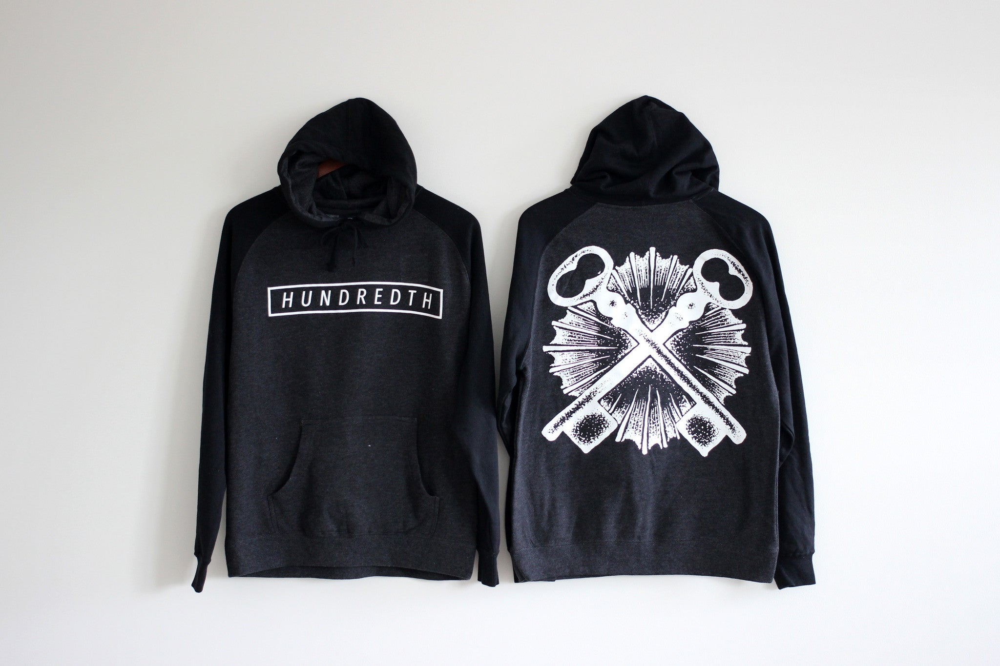 THE STIPPLE KEYS HOODIE