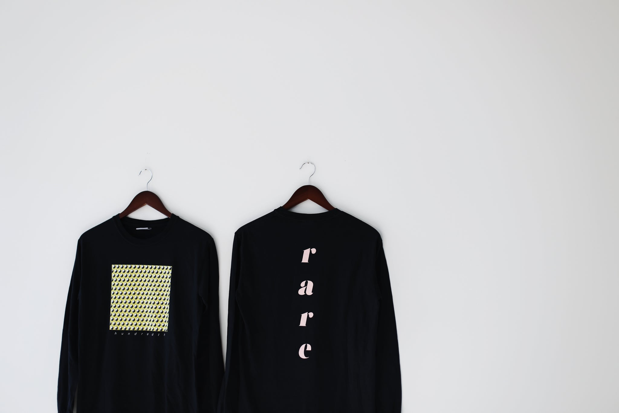 THE BLOTTER LONGSLEEVE (BLACK)