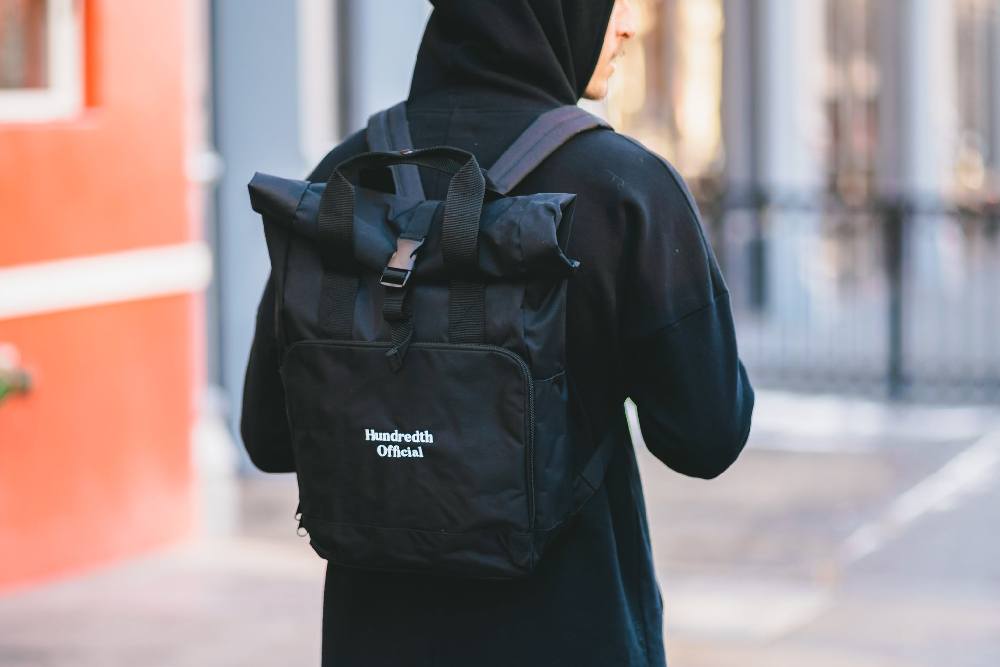 THE COMMUTER BAG (BLACK)