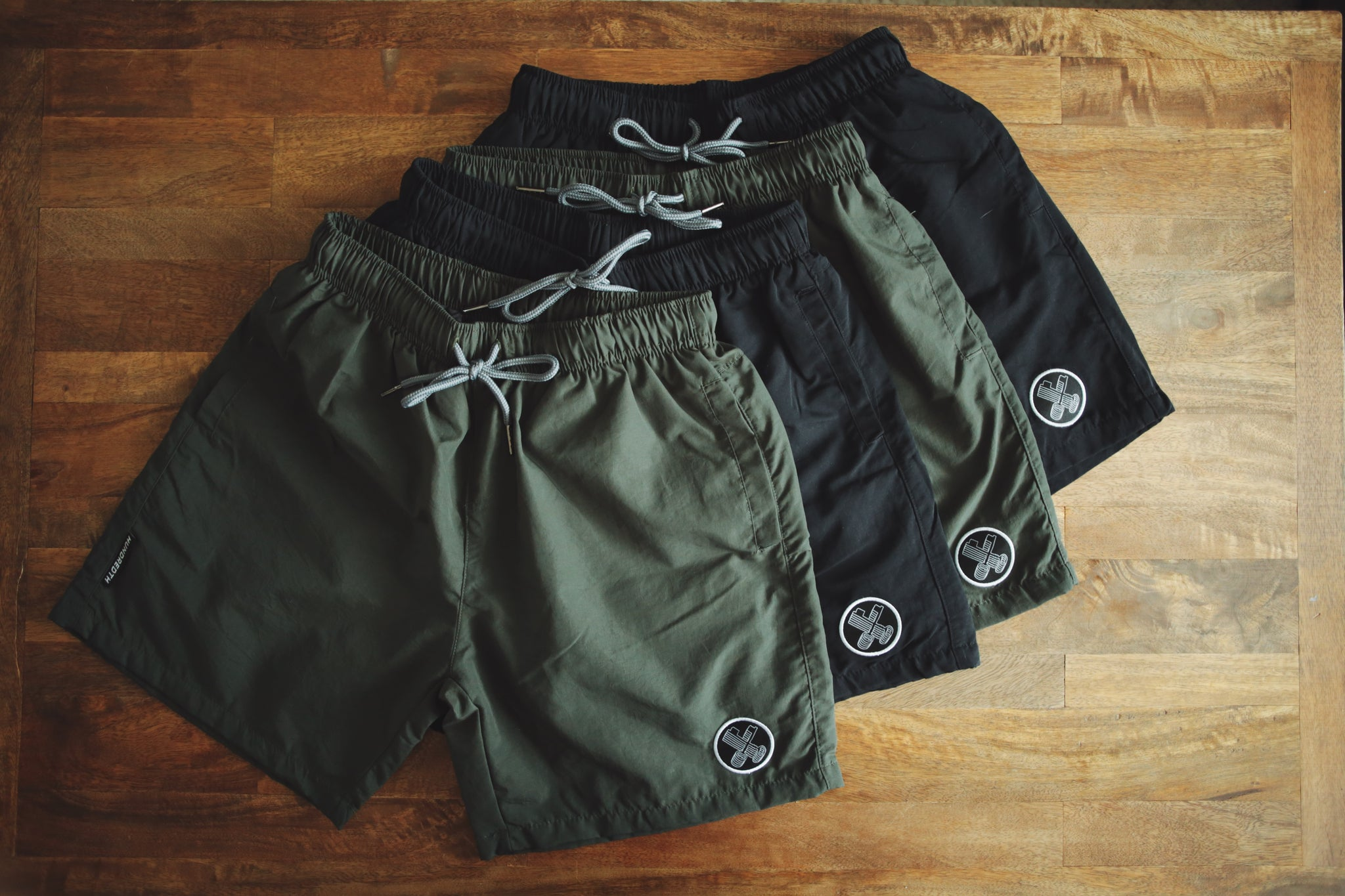 "THE ""DOWN FOR WHATEVER"" SHORTS"