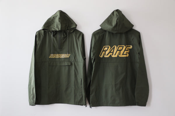 THE RARE PULLOVER JACKET (ARMY)