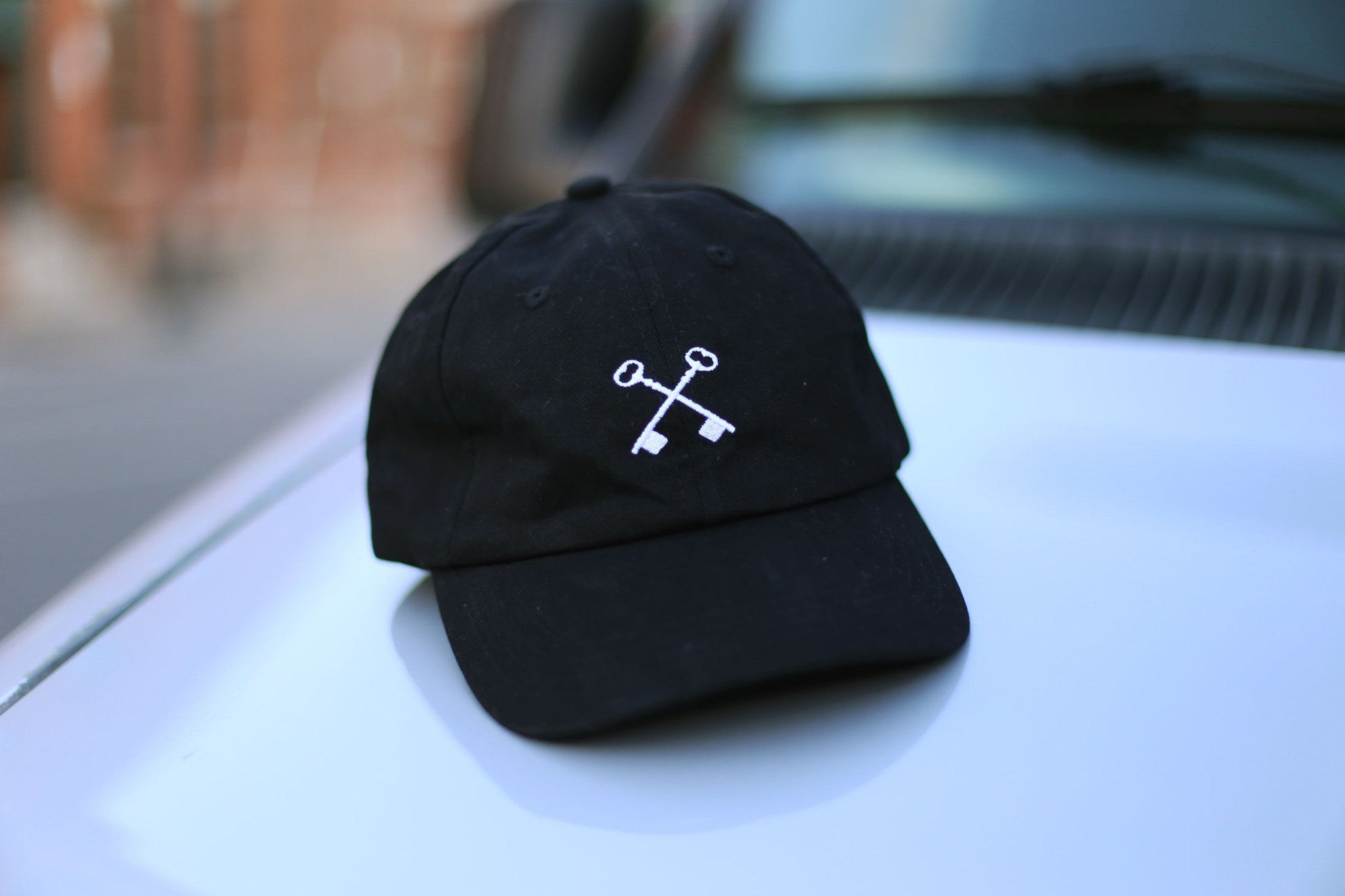 THE UNSTRUCTURED KEYS CAP