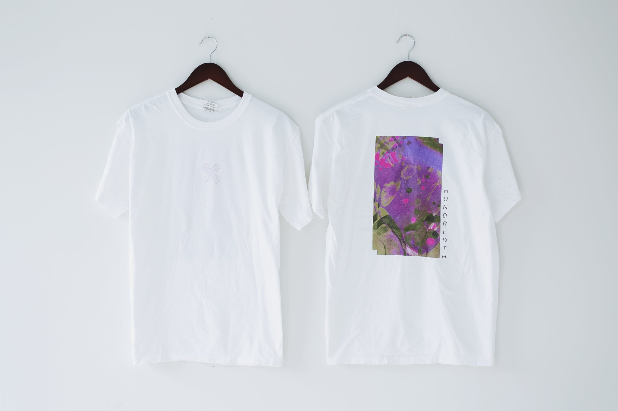 THE WINDOW PANE TEE (WHITE)
