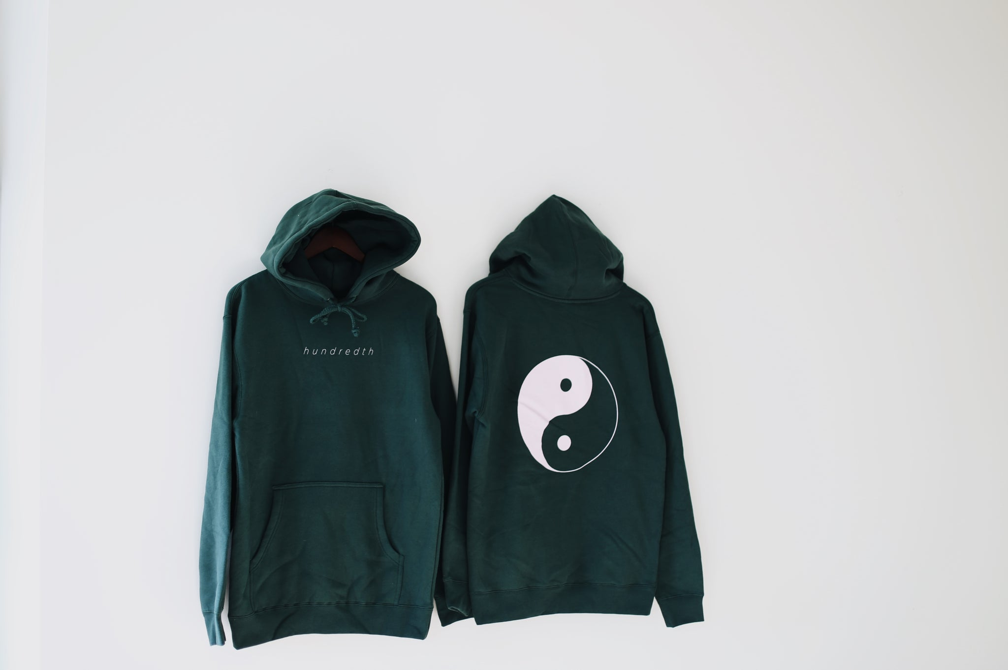 THE YIN YANG HOODIE (FOREST)