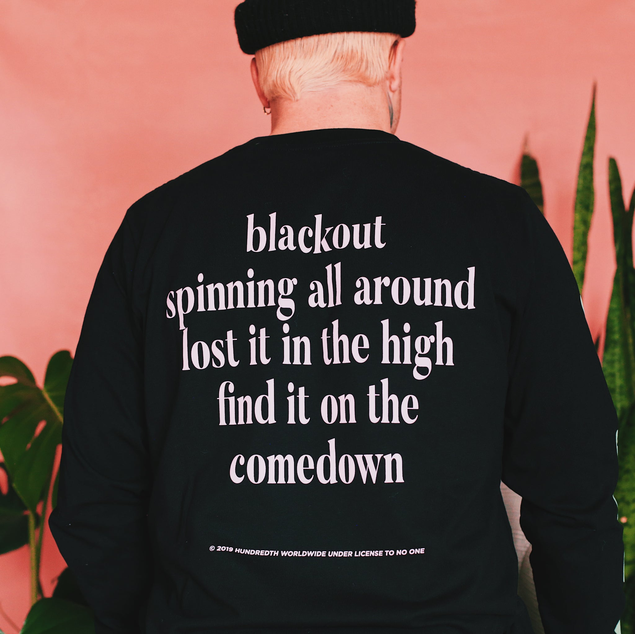 THE VERTIGO LONGSLEEVE (BLACK)