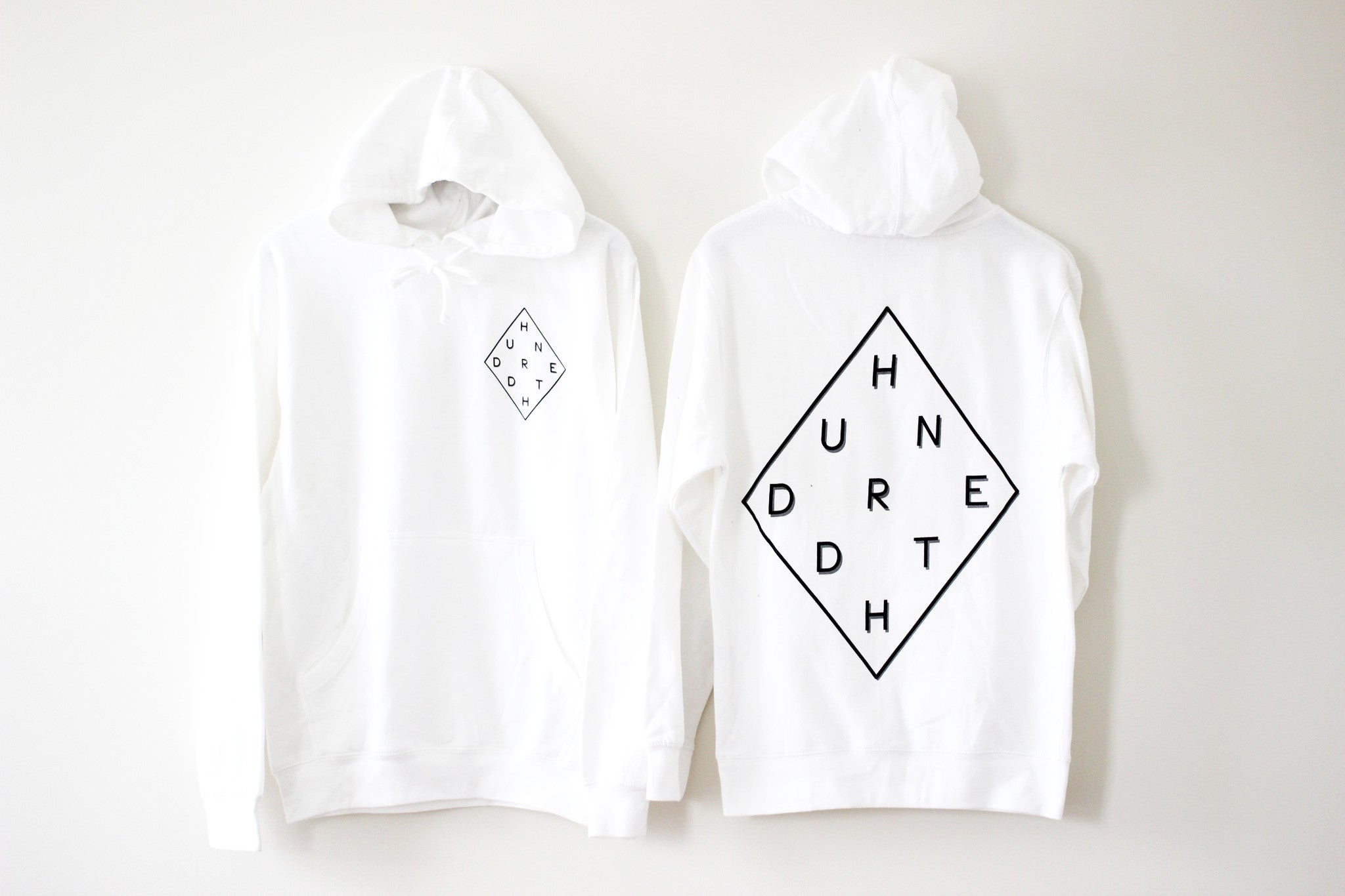 THE WHITE DIAMOND HOODIE
