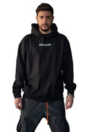 Hoodie Disco Hero Reflex - Propaganda Clothing