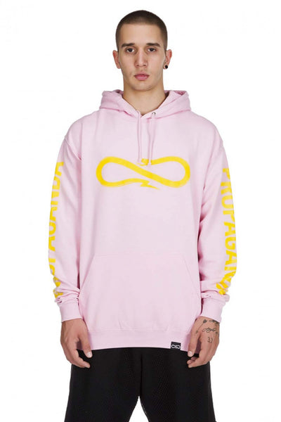 Hoodie Pink Snake Classic - Propaganda Clothing