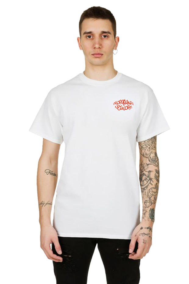 T-Shirt Network White