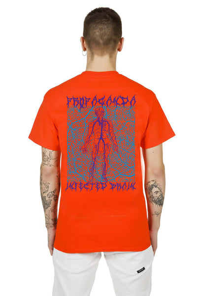 T-Shirt Orange Neurosis - Propaganda Clothing