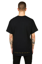 T-Shirt Black Decon - Propaganda Clothing