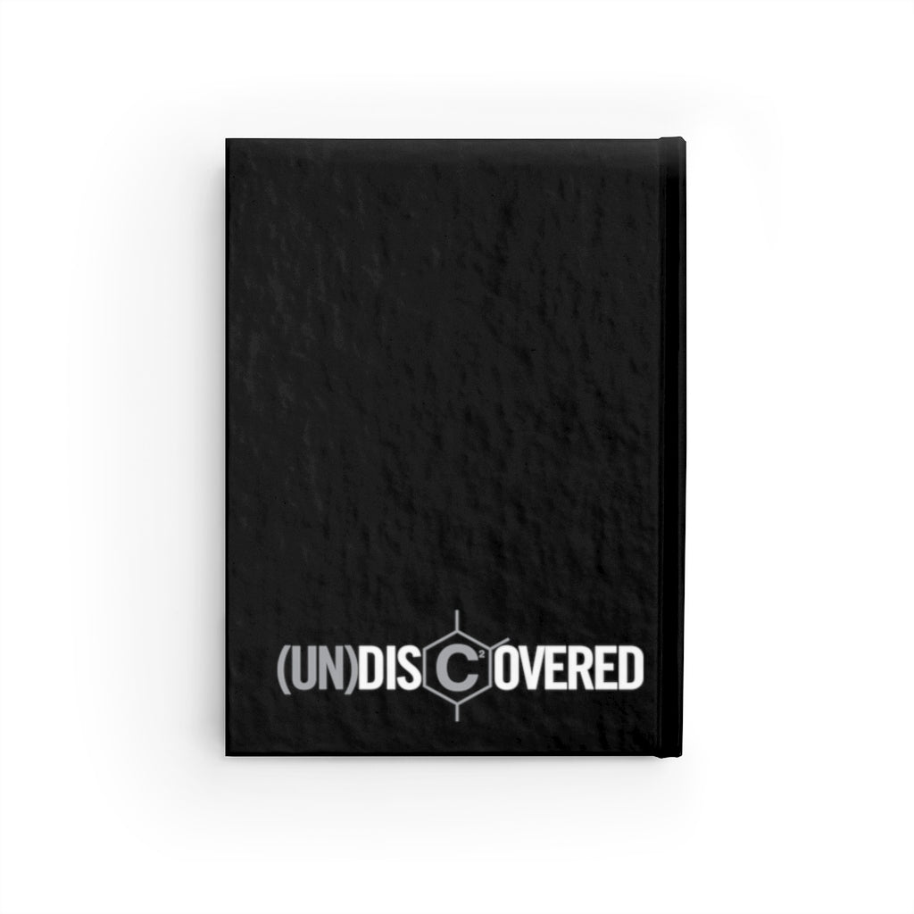 (un)disc2overed Journal - Ruled Line