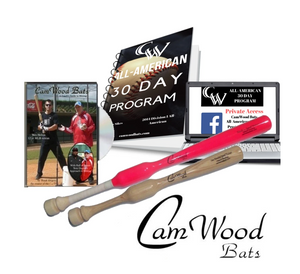 Camwood SOFTBALL VIRTUAL 30 Day All-American Training Program