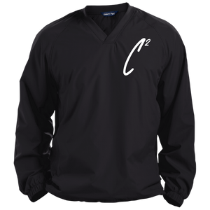 (Un)disc2overed Sig C2 Logo Pullover V-Neck Windshirt